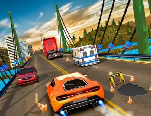Download Traffic Car Highway Rush Racing For PC & Android